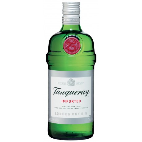 TANQUERAY LONDON GIN 0.70