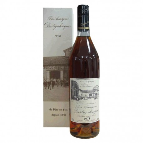 BAS ARMAGNAC DARTIGALONGUE 1978