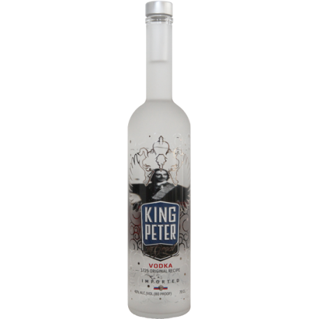 KING PETER VODKA