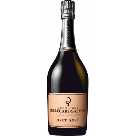 BILLECART- SALMON ROSÉ CHAMPAGNE