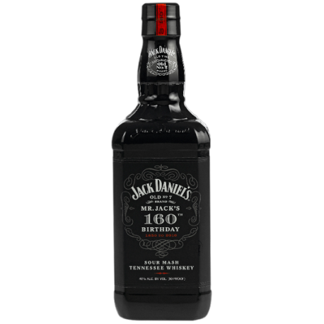 MR. JACK'S 160TH BIRTHDAY