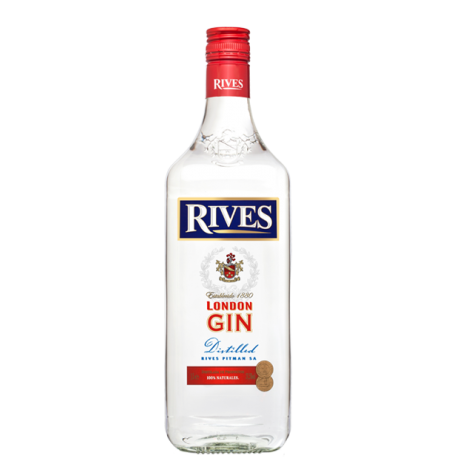 ORIGINAL RIVES MEDITERRANEAN DRY GIN