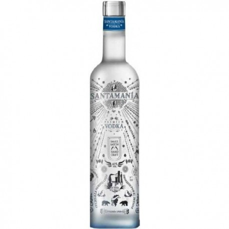 SANTAMANÍA PREMIUM VODKA