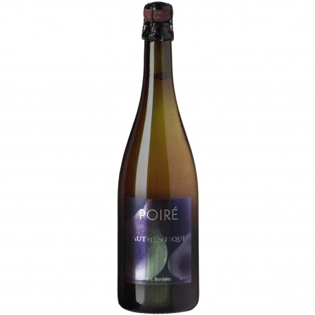 SIDRA DE PERAS ERIC BORDELET POIRE AUTHENTIQUE