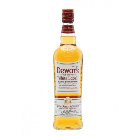 DEWAR'S WHITE LABEL 12X70 CL.
