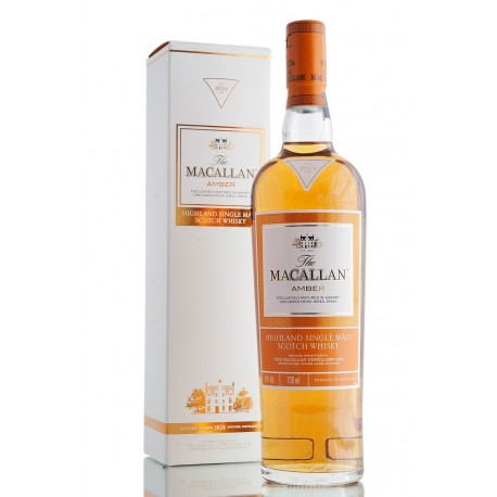 THE MACALLAN AMBER 12 AÑOS