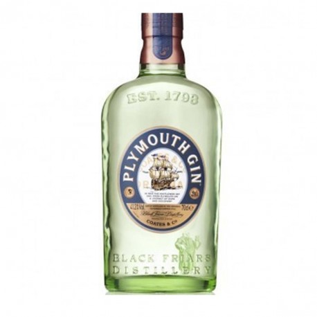 PLYMOUTH GIN STD 70 CL.