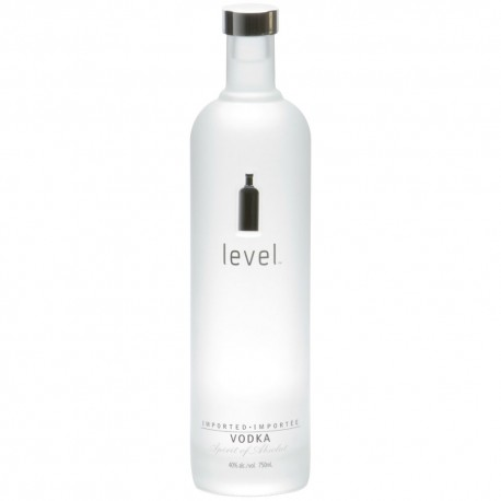 LEVEL VODKA 70 CL.