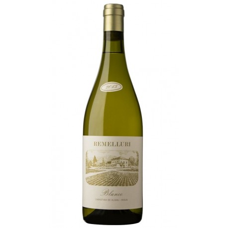 REMELLURI BLANCO 2013