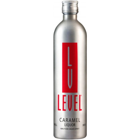 LEVEL CARAMEL & VODKA