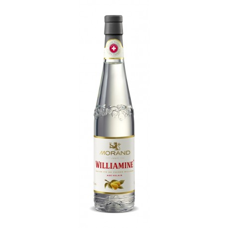 WILLIAMINE MORAND EAU-DE-VIE DE POIRES WILLIAMS