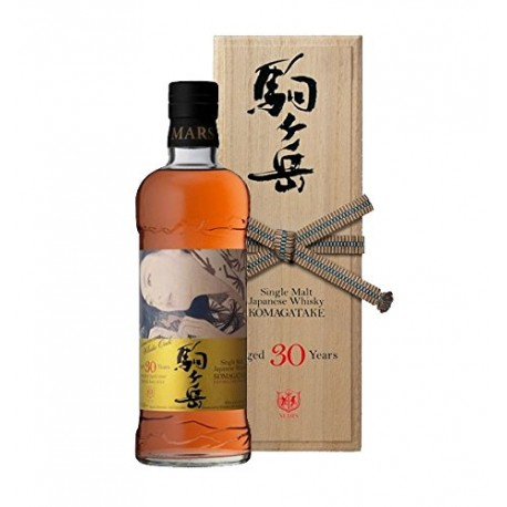 MARS WHISKY KOMAGATAKE 30 YEAR OLD SINGLE MALT LIMITED EDITION