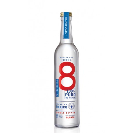 TEQUILA 8 BLANCO