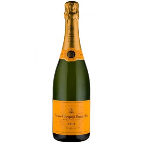 VEUVE CLICQUOT YELLOW LABEL. PONSARDIN BRUT