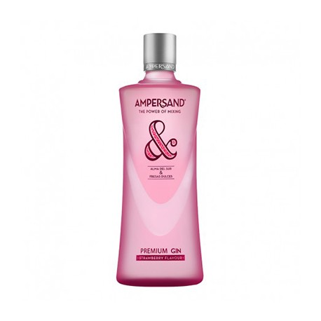 AMPERSAND PREMIUM GIN STRAWBERRY FLAVOUR