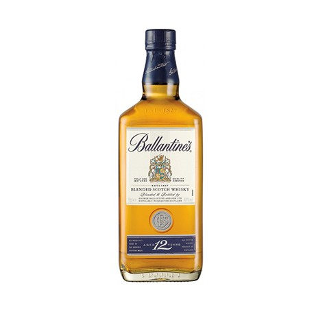 BALLANTINES BLUE 12 YEARS