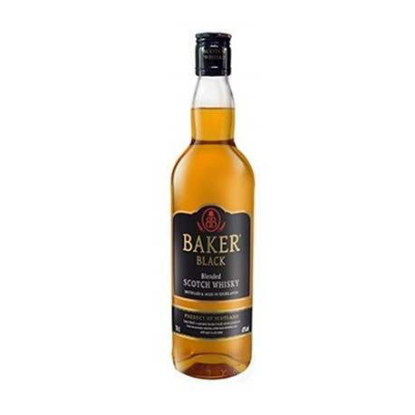 BAKER BLACK WHISKY