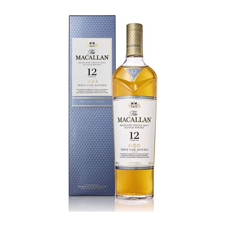 MACALLAN TRIPLE CASK 12 Y