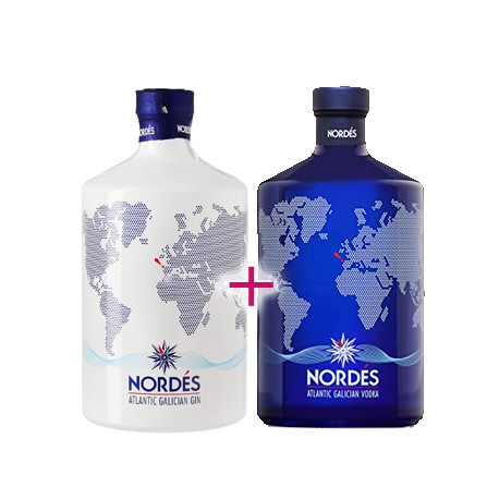 PACK NORDES GIN+VODKA