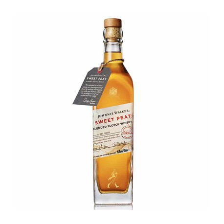 JOHNNIE WALKER SWEET PEAT BLENDED SCOTH WHISKY