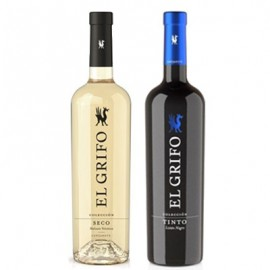 PACK GRIFO BLANCO Y TINTO
