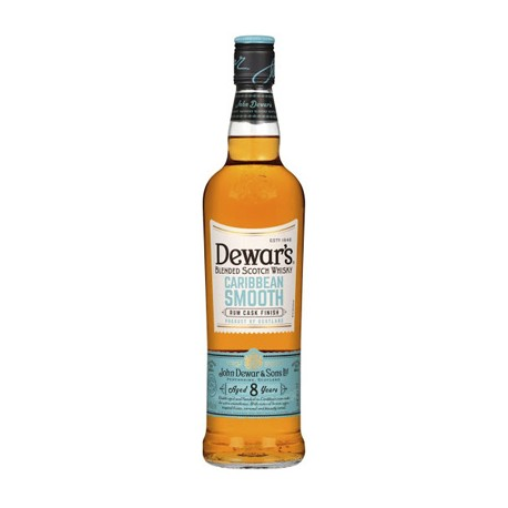 DEWAR´S 8 CARIBBEAN SMOOTH