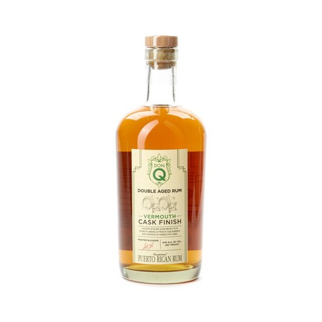 VERMOUTH DON Q CASK FINISH