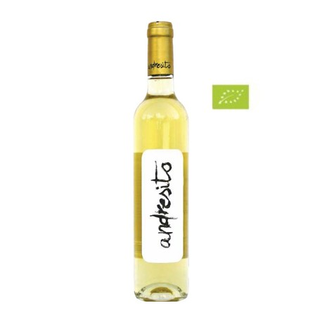 ANDRESITO DULCE NATURAL MOSCATEL 50CL