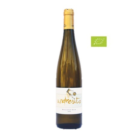ANDRESITO MOSCATEL SECO 75CL